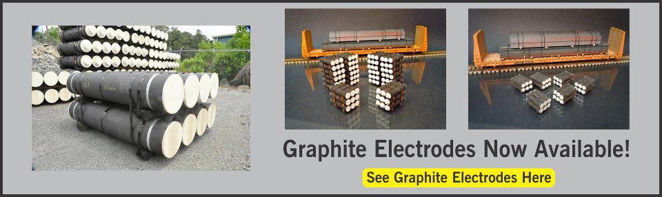 Graphite Electrode Graphic