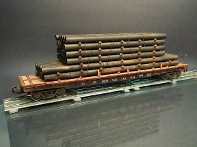 O Scale Custom Car 288 216