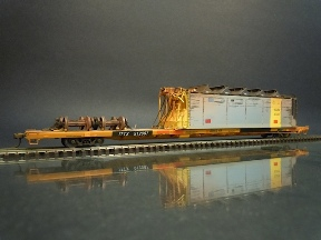 Wreck Damaged Coal Hopper 288 216