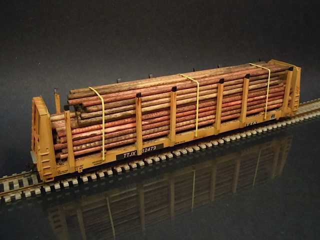 Gallery For gt Ho Scale Utility Poles