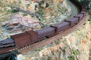 Ribbon Rail Models -Protoloads